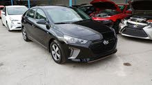 Black Hyundai Ioniq 2017 for sale