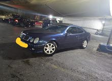 Mercedes Benz CLK car for sale 2000 in Amman city
