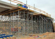 دوكا برج دعم ستاكسو 100 Doka Staxo 100 Used Load-Bearing scaffolding Tower 2600m²