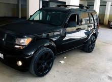 Black Dodge Nitro 2007 for sale