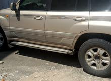 Toyota Land Cruiser car for sale 2004 in Jeddah city