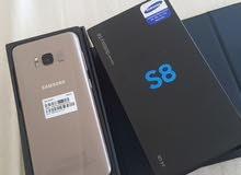 s8  maple  gold 64gb