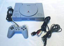 PlayStation (PS1) console modded (ALL GAMES AVAILABLE)