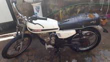 دراجه ايراني 5 كير للبيع او مراوس  الدراجه مكفوله من السرقه وكل شي مبيها