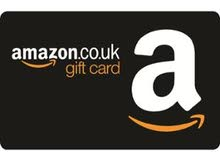 كروت امازون Amazon giftcard UK