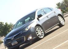 Gasoline Fuel/Power   Toyota Avalon 2013
