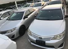 تويوتا كامري 2014 تاكسي اولا