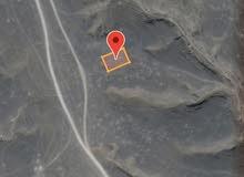 للبيع ارض شمال غرب ريسوت صلالة مربع أ شبه ركنية تبعد عن مدينة صلالة 15 دقيقة