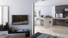 شقة لبيع في  الامارات - دبي بعائد مالي  مضمون 8% لمدة 10 سنوات