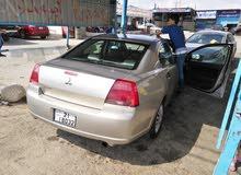 ميتسوبيشي جالنت2007 للبيع او للبدل