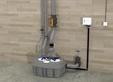 جهاز saniflo لحلول الصرف الصحي