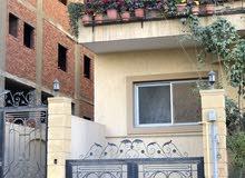 دوبليكس ارضي و بيزمينت بالبنفسج عمارات