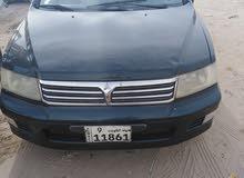 Gasoline Fuel/Power   Mitsubishi Space Wagon 2002