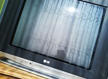 تليفزيون ال جي 21 بوصه حاله ممتازه خالي من العيوب تماما