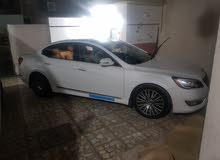 Cadenza 2013 - New Automatic transmission