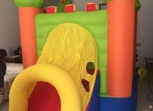 نطاطة أطفال كبيره big inflatable jump toy