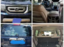 Honda Pilot model 2010 for sale.