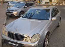 Used Mercedes Benz E500 in Sharjah