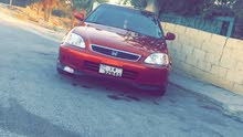Used condition Honda Civic 1999 with 10,000 - 19,999 km mileage