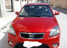 Kia Rio car is available for sale, the car is in Used condition