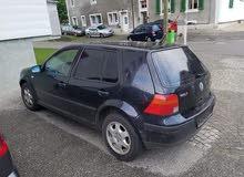 Black Volkswagen Golf 1999 for sale