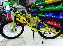 دراجات هوائيه جديده للبيع بنصف السعر new bikes for sale at half price
