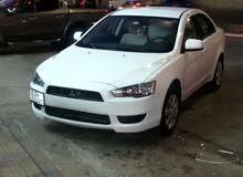 Gasoline Fuel/Power   Mitsubishi Lancer 2014