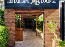 مطعم سياحي 3 نجوم انترناشونال في عبدون للبيع او المشاركة او البدل