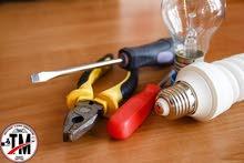 هنعملك صيانه كهرباء بيتك كله مع tm بكل سهوله