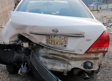 White Nissan Sunny 2004 for sale