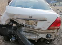 سيارة صني مصدومة من الخلف