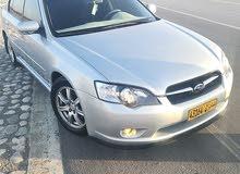 Silver Subaru Legacy 2006 for sale