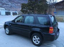 Manual Black Ford 2006 for sale
