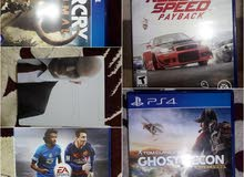 5 videogames ps4