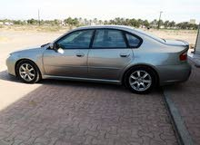 For sale 2007 Grey Legacy