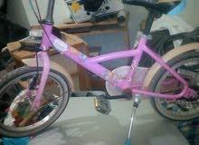 دراجة بنات