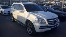 2012  Mercedss GL 500 Gulf specs clean car Full options