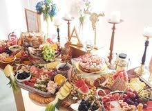 Cheese platter / Grazing Table/ Sweet Buffet