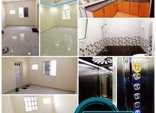 Flat for rent Big.is spacious and very nice. Jad ali Isa Town Near services Thre