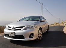 تويوتا كورولا 2012 ماتور 1800 سي للبيع