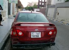 Toyota Corolla for sale in Tripoli