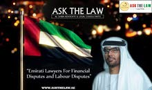 Law Firm in Dubai - Lawyers, Legal Consultants, Debt Recovery