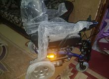 كرسي كهربائي طبي لذوي الإحتياجات الخاصة