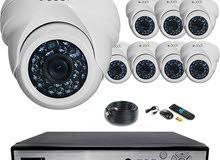 إصلاح وتركيب كهرباء المنازل وكاميرات المراقبة