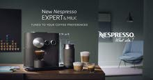 NESPRESSO EXPERT AND MILK.prics can be negotiable