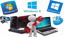 Install all operation system and all programs