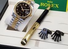 طقم رجالي ساعة كبك