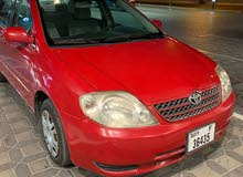 Used Toyota Corolla 1.8L Smart 2001