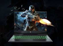 حاسبه HP Gaming نضافه 100% كور i7  للستفسار اتصل