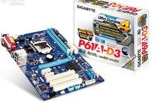 Socket 1155 مطلوب لوحة كمبيوتر (Motherboard)